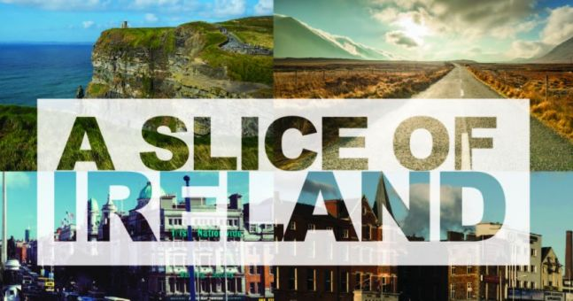 a slice of ireland